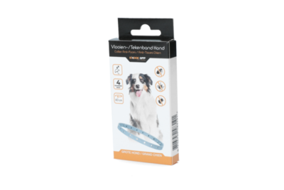 Vlooien/teken band 60 cm Hond