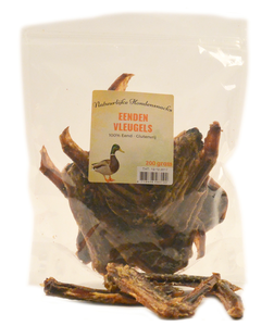 Gedroogde Eendenvleugels 200 gram