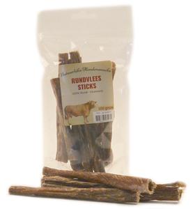 Rundvlees sticks 15 cm 100 gram