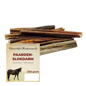 Paardenslokdarm 200 Gram
