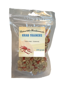 Krab trainers 100 gram