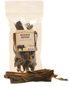 Wildzwijnkophuid 150 gram