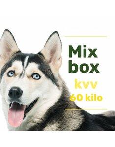 Mix pakket 60 kilo
