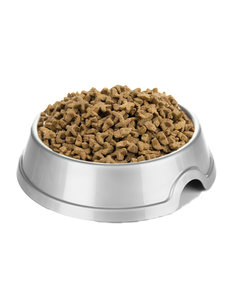 Volledige dieetvoeding voor volwassen katten voor het oplossen van Struvietstenen.