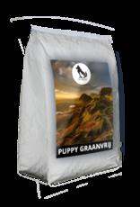Graanvrij geperst puppy voer
