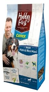 HOBBYFIRST CANEX ADULT FISH & RICE MAXI 12 KG
