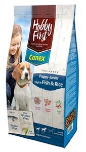Hobbyfirst CanexPuppy & Junior Fish & Rice12 kg