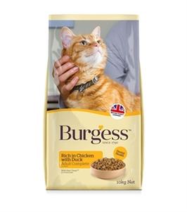 Burgess Supacat - Rijk aan Kip 10 kilo