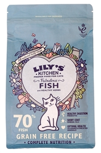 LILY'S KITCHEN CAT FISHERMAN'S FEAST FISH 2 KG