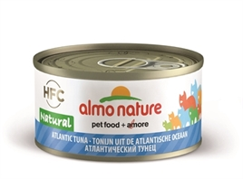 ALMO NATURE CAT ATLANTIC TONIJN 70 GR (verpakt per 24)