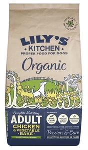 Lily's Kitchen Dog Organic Chicken Bake 7 kg