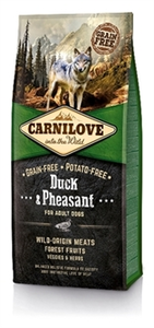 Carnilove Duck & Pheasant Adult