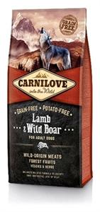 Carnilove Lamb &Wild Boar Adult