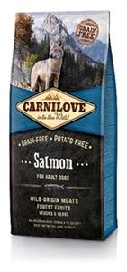 Carnilove Into The Wild Zalm 12 kilo