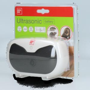 Battery Ultrasonic Rodent Repeller Indoor