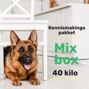 Vers vlees hond (KVV & BARF) voor de hond